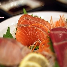 3 Kind Sashimi Salad