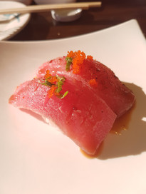 Seared Tuna Sushi