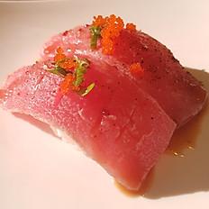 Seared Tuna Sushi