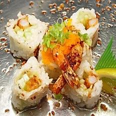 Sauteed Shrimp Roll