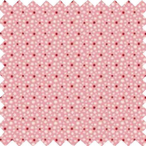 Tilda Pollen Pink Fabric (by 0.5m)