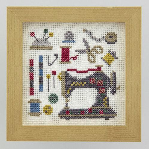 Cross Stitch Mini Frame <Sewing>