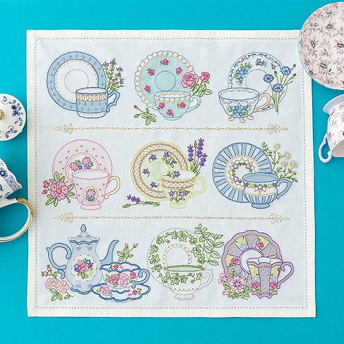 Stitch Cloth <Tea Cup>