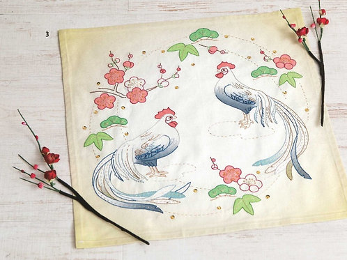 Stitch Cloth <Rooster>