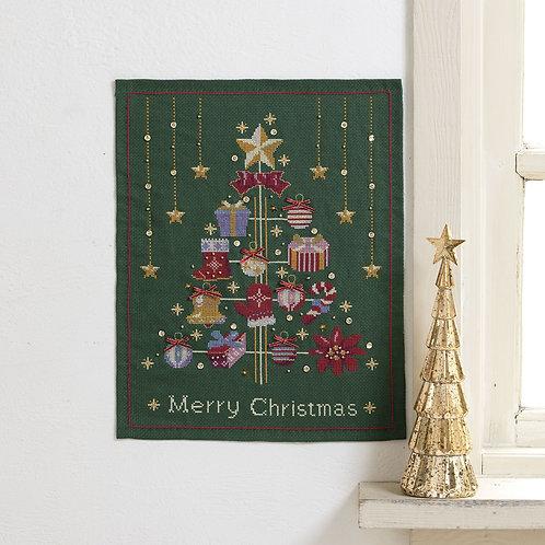 Cross Stitch Tapestry <Christmas>