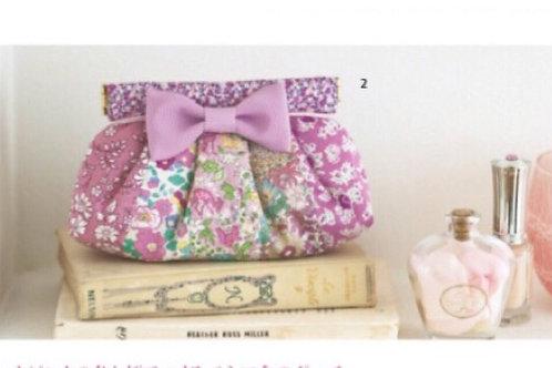 Sakura Cosmetic Bag