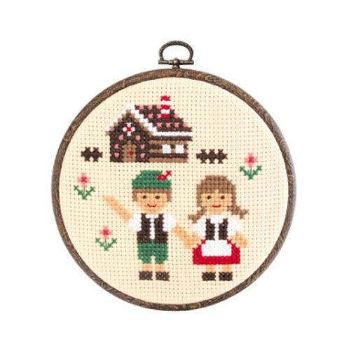 Hansel and Gretel Cross Stitch