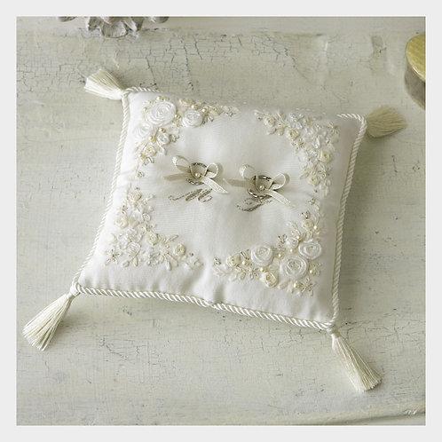 Rose Ring Pillow