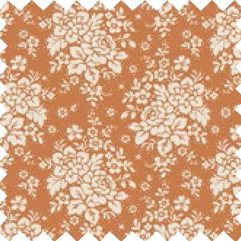 Tilda Audrey Honey Yellow Fabric (by 0.5m)