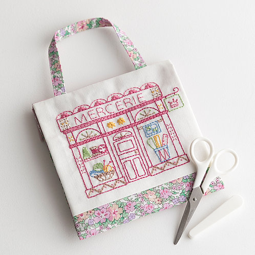 Embroidered Case <Mercerie>