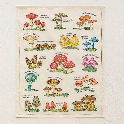 Stitch Cloth <Mushroom>
