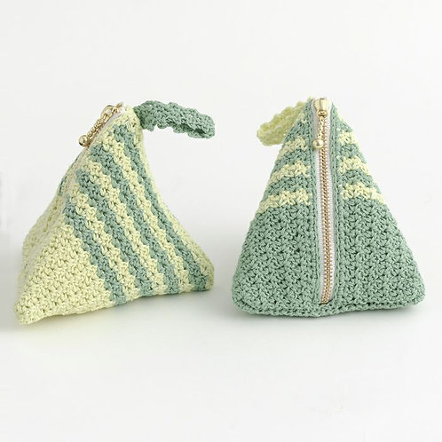 Triangle Pouch (Material Set)