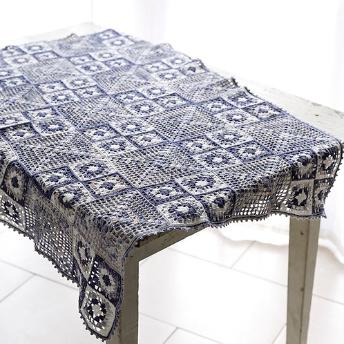 Marble Square Blanket (Material Set)