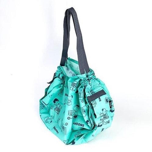 Snoopy Green Eco Bag