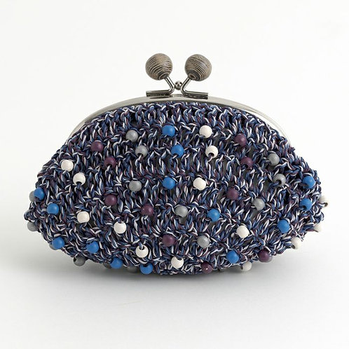 Wood Beads Pouch (Material Set)