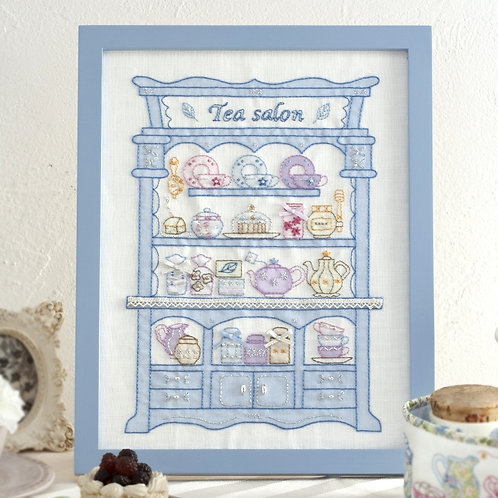 Tea Salon Frame