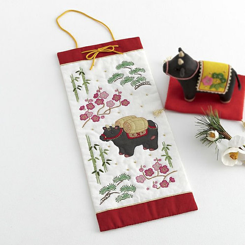 Mini Tapestry <Cow>