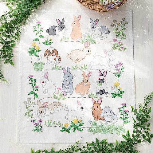 Stitch Cloth <Rabbit>