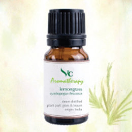 VC Aromatherapy  Lemongrass Essential Oil 10ml