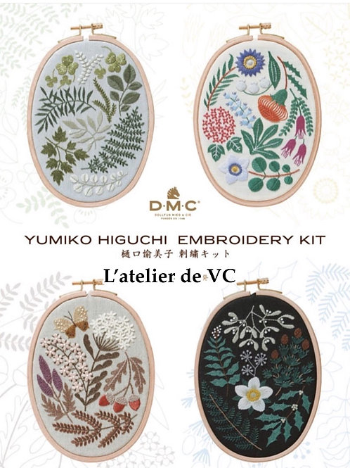 Yumiko Higuchi Spring-Winter (4 kits)