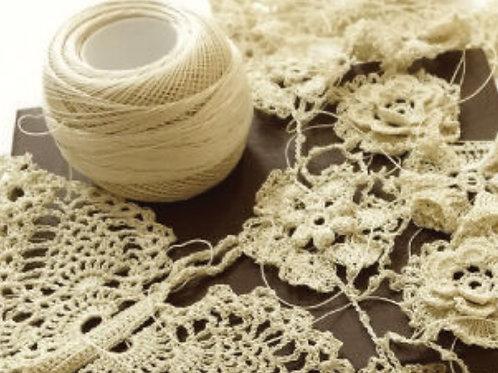 Crochet & Knitting Class (4 lessons x 2 hours)