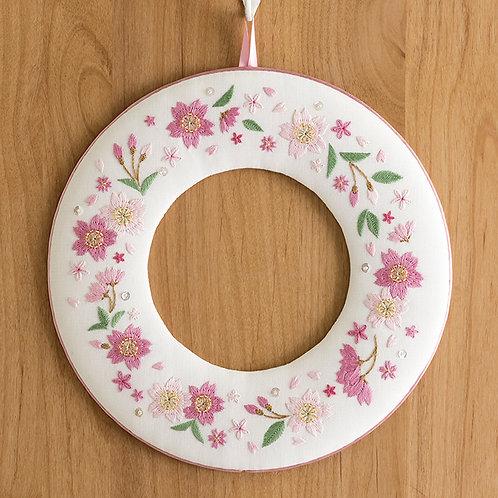 Sakura Wreath
