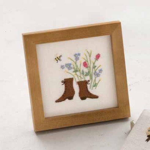 Mini Frame <Red Hair Anne's Boots>