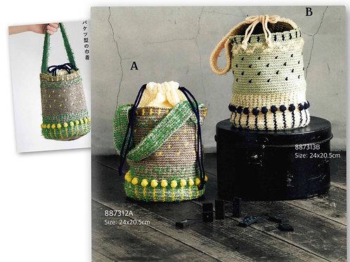 Crochet Bag Material Kit 12A & 13B