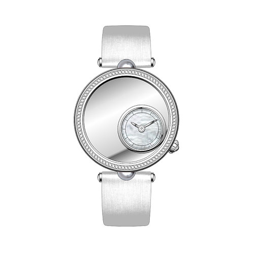 Swarovski Zirconia Embroidery Watch
