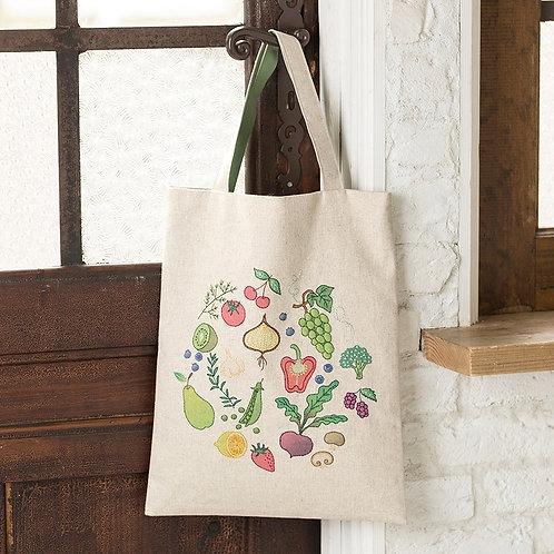 Flat Bag <Kitchen Garden>
