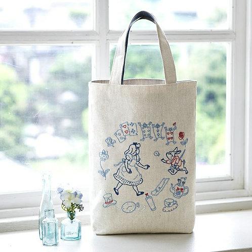 高野紀子 Tote Bag <Alice>