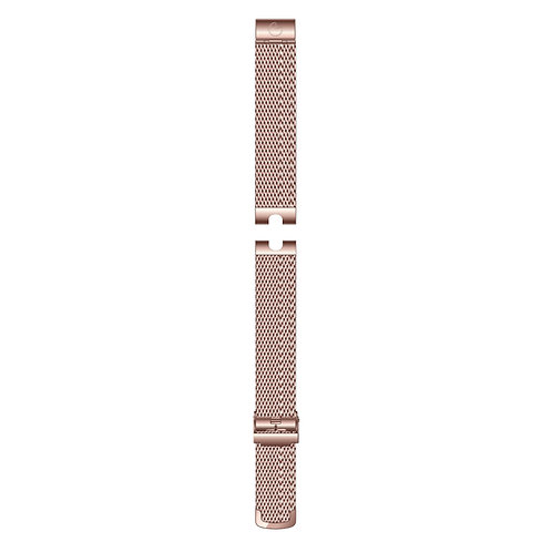 Rose Gold Ion Plating Mesh Band