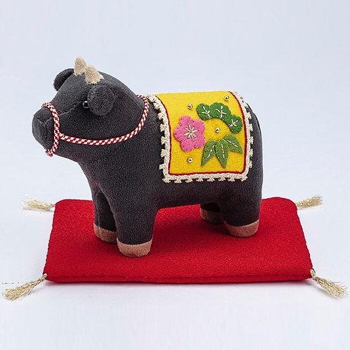 Ornament <Cow>