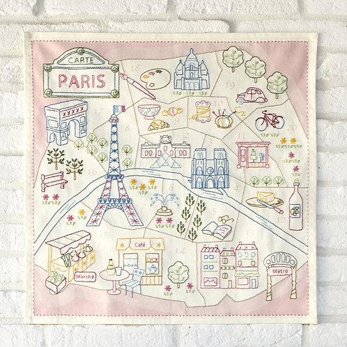 Stitch Cloth <20th District of Paris>