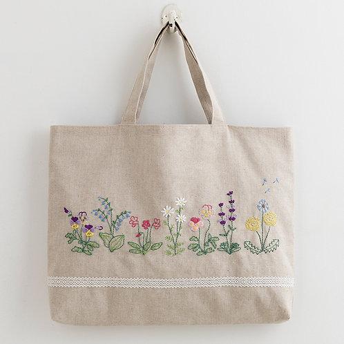 Flower Lace Lesson Bag