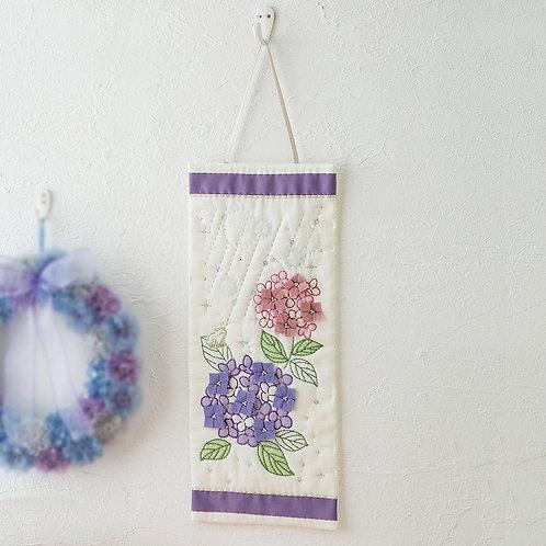 Mini Tapestry <Hydrangea>