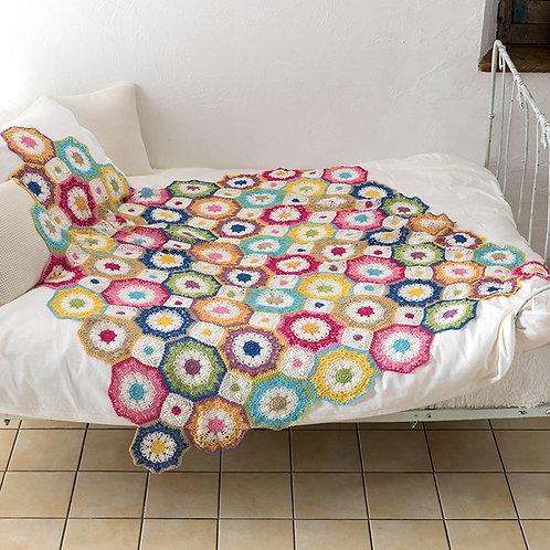 Mosaic Blanket (Material set)