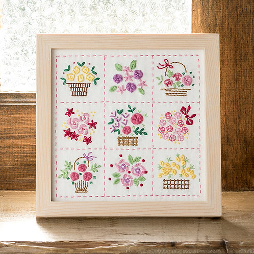 Stitch Frame <Rose>
