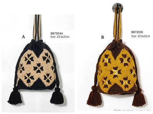 Crochet Bag Material Kit 4A & 5B