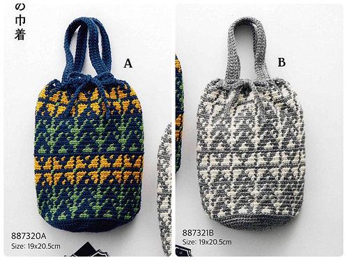 Crochet Bag Material Kit 20A & 21B