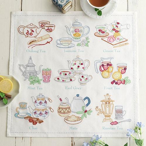 Stitch Cloth <Tea of the World>