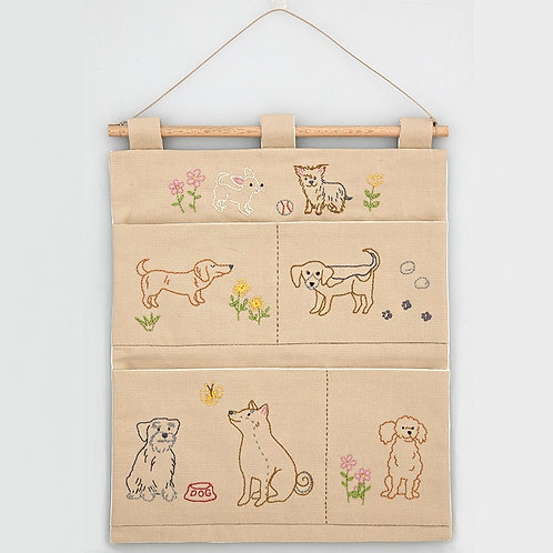 Wall Pocket <Dog>