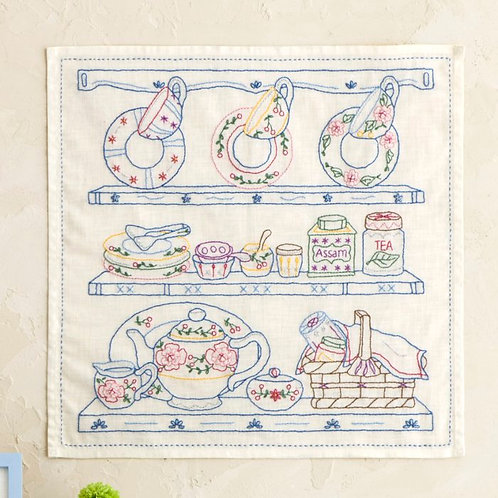 Stitch Cloth <Tea Collection>