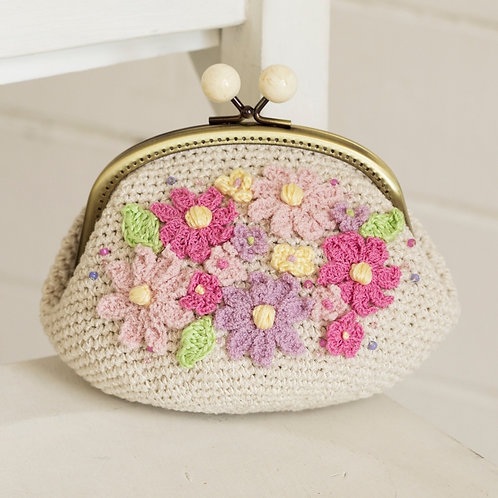 Flower Pouch <Material Set>