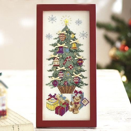 Cross Stitch Frame <Present>