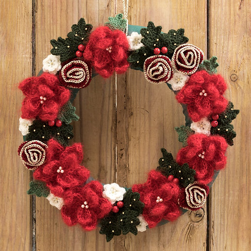 Christmas Wreath (Material Set)