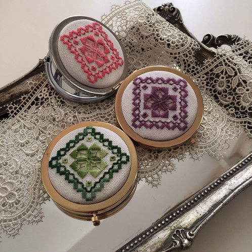 Hardanger Embroidery Class