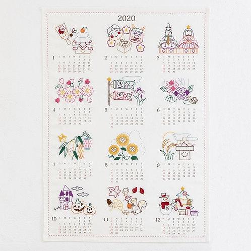 Seasonal Calendar 2020