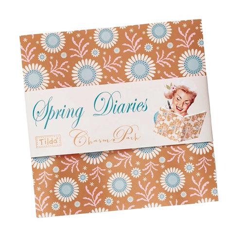 Tilda Charmpack Fabric, 42 pcs