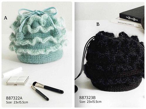 Crochet Bag Material Kit 22A & 23B